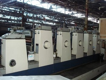 Used Komori Machines on SALE