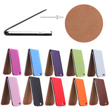 universal PU leather flip cover case for iphone 5 5S , for apple iphone 5 phone case