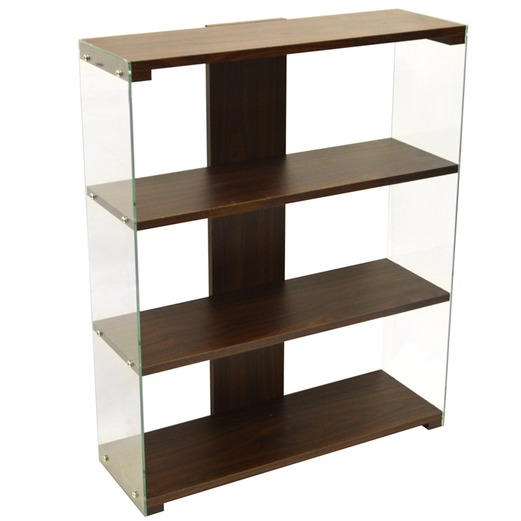 special cabinet store glass cosmetic stands display