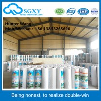 Roof waterproof self-adhesive roofing underlayment asphalt waterproof membrane