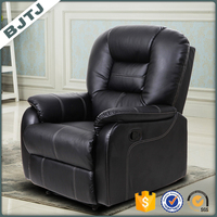 BJTJ Contemporary design luxury exclusive comfortable recliner sofa 7560A