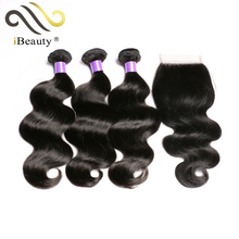 wholesale cuticle aligned body wave hair bundle mink brazilian virgin human hair extension