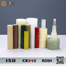 High voltage high temperature electrical insulation materials