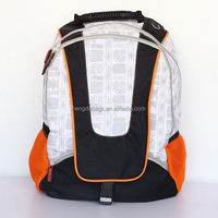 Good quality promotional ballistic nylon laptop bag backpack