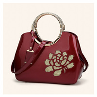 shell type lady leather name brand hardware handbag list