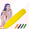Corn Eggplant cucumber design vegetable sex toys fruit vibrator sex toy