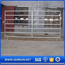 galvanized wholesale used corral horse stable panels/Galvanized horse stable stall panel for sale