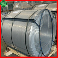 Pure Solid Calcium Cored Wire