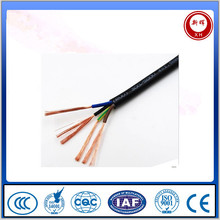 Electrical wire 10mm/electrical cable/2 copper cores/2*4 norminal area BVVR Line