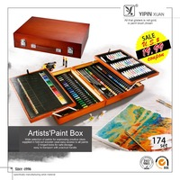 Promotional gifts For kids Art Oil watercolor acrylic paint set
