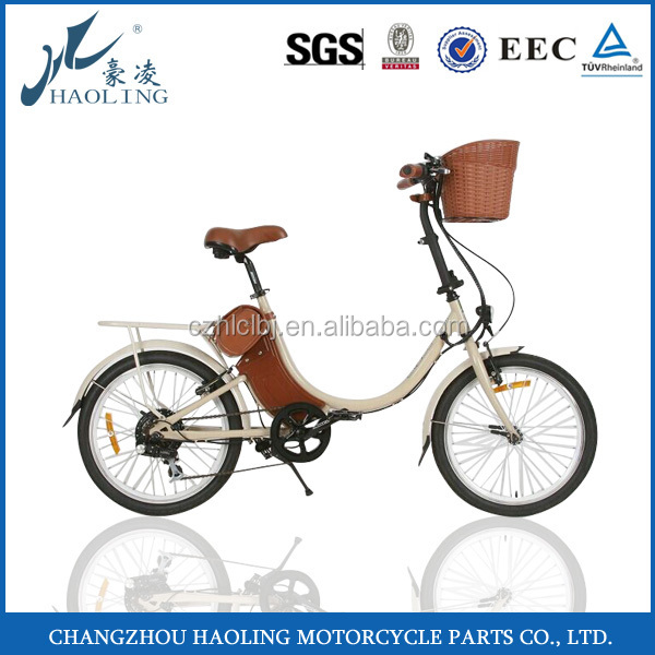 Haoling 20inch Mini off road electric trail bike