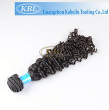 Best seller curled synthetic hair extensions ali moda hair