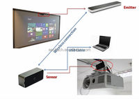 BIG SALE! CHEAPEST interactive white board work with any projector for digital school smart white board