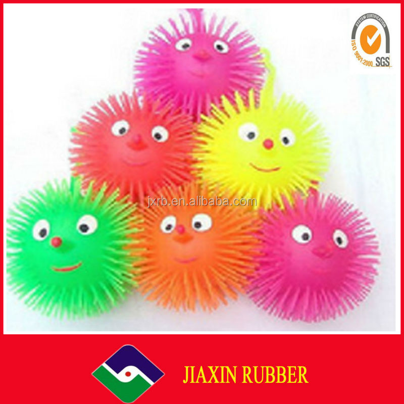 2014 New PVC toy ball with customized logo/magnetic sticks and balls toys