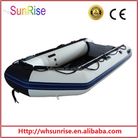 Semi-rigd Inflatable Boat Rubber Boat PVC Boat