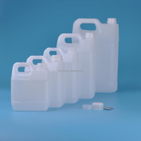 Plastic barrel customize manufacture 5 litre jerry cans
