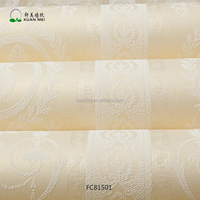 FC81501 XuanMei High Quality 3D Foaming Soundproof Wallpaper