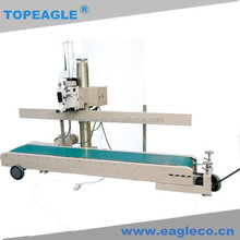 TOPEAGLE GK35-2C+GKS high speed closing system bag closing machine