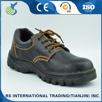 New fashionable fireproof safety shoes