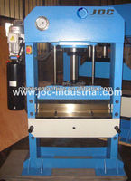 Hydraulic small press machine
