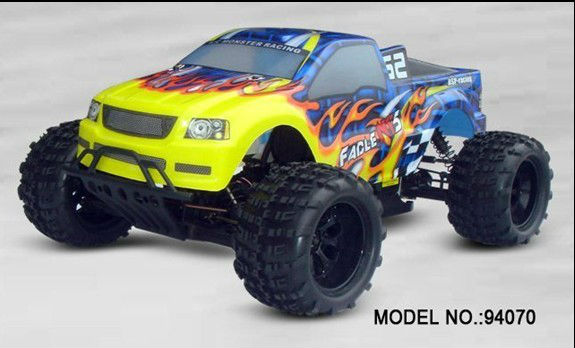 Video Detective Car 4Wd On Road Rc 1/5 Gas Car 30Cc