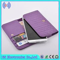 Leather Case For ZTE V793 Universal Flip Wallet Leather Cases Factory Wholesale