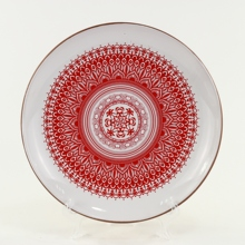 Terracotta Customized Shape or Decal Dish and <strong>Plate</strong>