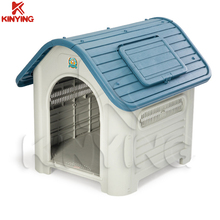 KINYING Brand beautiful garden dog house plastic for pet with good price