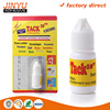 JY cyanoacrylate adhesive Liquid 502 sport Shoes Rubber Repair Glue