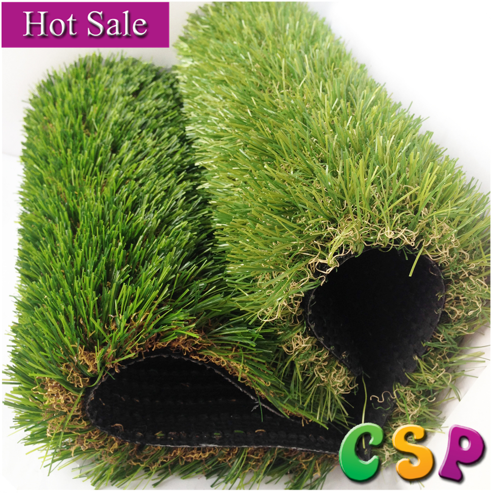 indoor or outdoor Green synthetic decoration artificial carpet grass