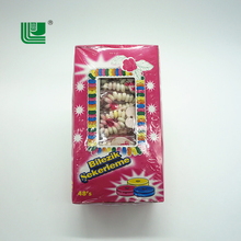 Sweet fruit flavor 500g whistle tablet press candy