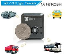 High quality! Mini RF-V8S GPS tracker for kids, personal tracker GPS V8S GPS Tracking system