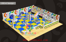 Lefunland Playground - children's playground castle