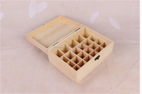 Pretty Essential oil box Christmas Wooden Essential Oil Gift Box
