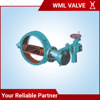 Cemented Carbide Sealing Butterfly Valve D71Y