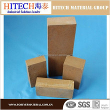 China supplier Zibo Hitech high purity rebonded MgO refractories bricks for electric furnace