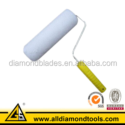 Paint roller Brush With High-Quality Hair And Plastic Handle