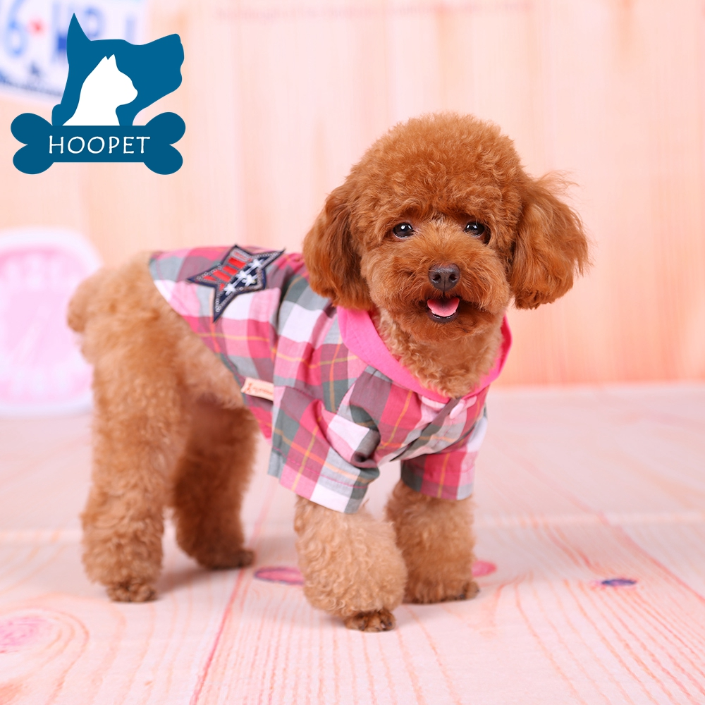 Pet Products Manufacturer Good Looking Pet Clothes Dog Shirt For Spring