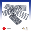 grating bar grid floor metal walkway