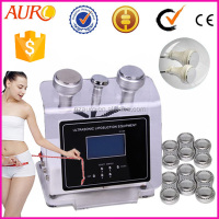 Au-826 new ultrasonic cavitation slimming non-invasive liposuction machine