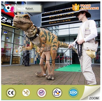 Attractive realistic adult velociraptor costume