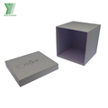hot sale custom white square hat flower packaging gift box with your logo