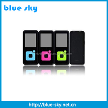 Hot sell 1.8 inch MP4 Player with TF card slot 2gb mp4 game download