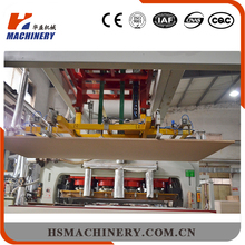 Hot press Widely used plywood production line