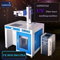 UV laser marking printer for metal/non-metal/fiber laser marking machine price