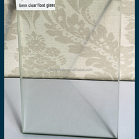 Clear Float Glass Price Glass Sheet