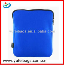 Promotional soft 7'' tablet case for mini ipad