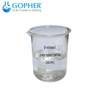 Factory price of DEIPA 99% Diethanolisopropanolamine for cement grinding aids in construction chemical
