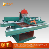 China Quality 90 Degrees Precision Sliding Table Saw Machine for Plywood and Wood MDF Panel Cutting
