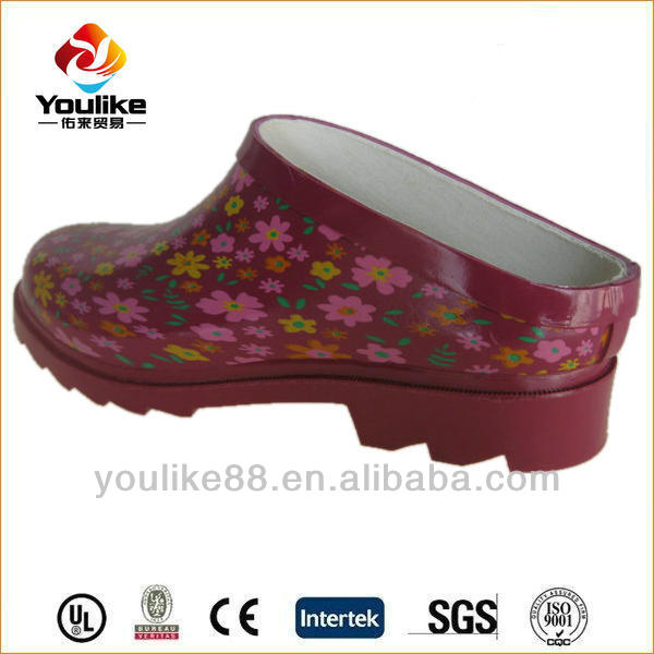 YL8147 Hotsale Cheap Ankle Wellies